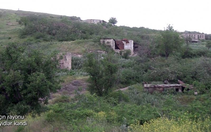 Laçının Seyidlər kəndi - Video