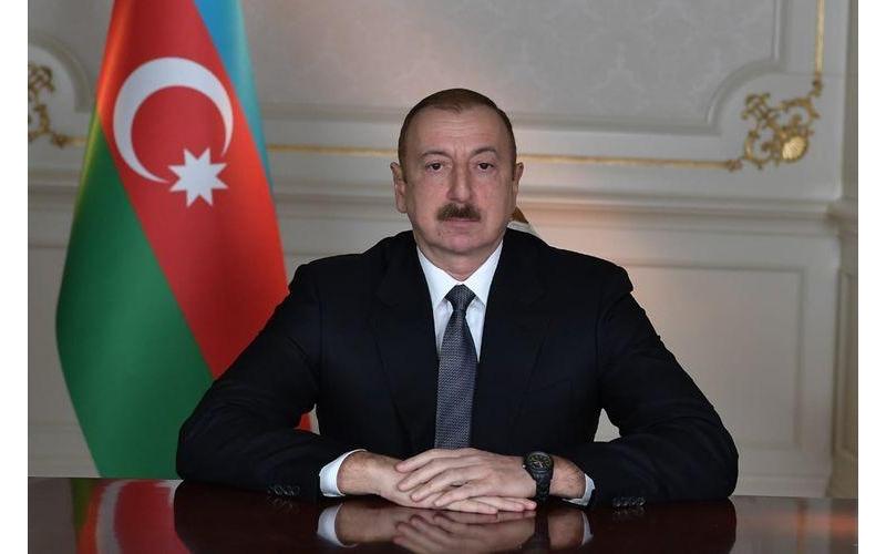 """""""Şuşa Bəyannaməsi bütövlükdə Avrasiya üçün strateji əhəmiyyət daşıyır"""" - Prezident"""