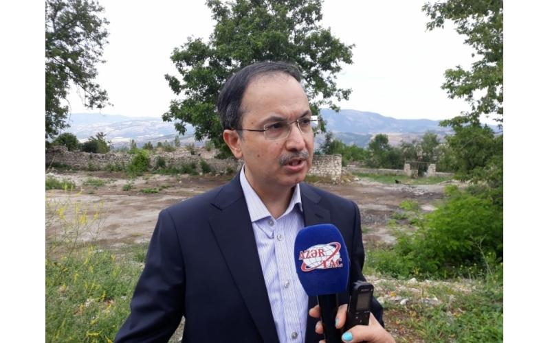 Pakistanlı diplomat: Şuşa mənə Pakistandakı gözəl yerləri xatırladır