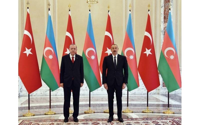 Prezident İlham Əliyev: Azərbaycan hər zaman Türkiyənin yanındadır