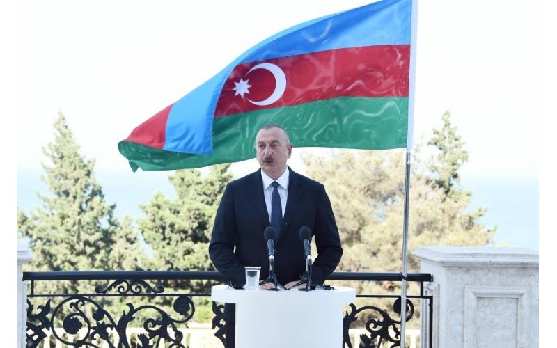 Prezident İlham Əliyev: Cənub Qaz Dəhlizi enerji təhlükəsizliyi layihəsidir