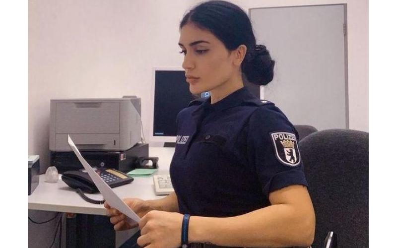 Azərbaycan əsilli alman polisi kitab yazıb