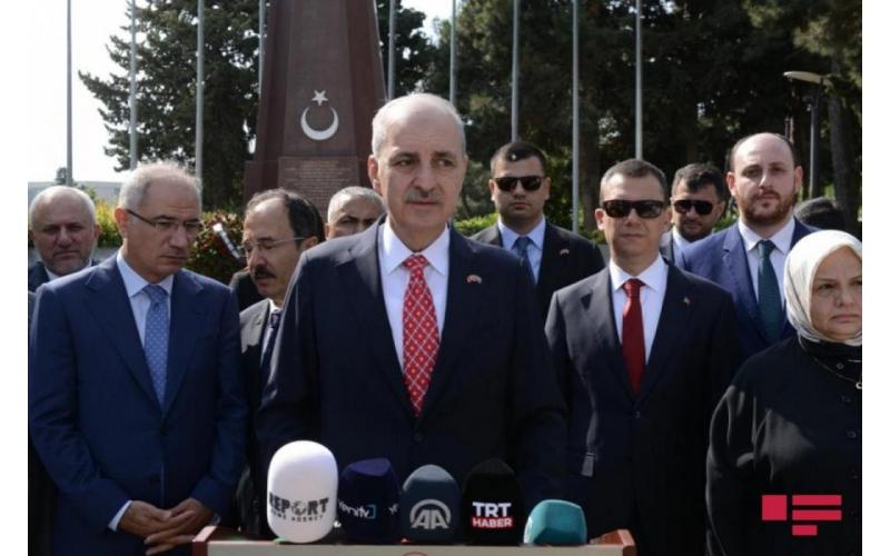 """""""Qarabag savaşında bütün gücümüzlə Azərbaycanın yanında yer almışıq"""