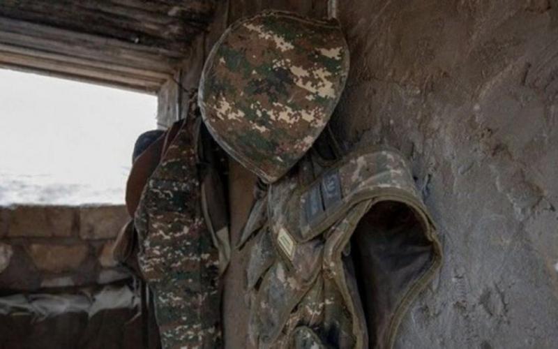 Qarabağda Ermənistan hərbçisi intihar edib