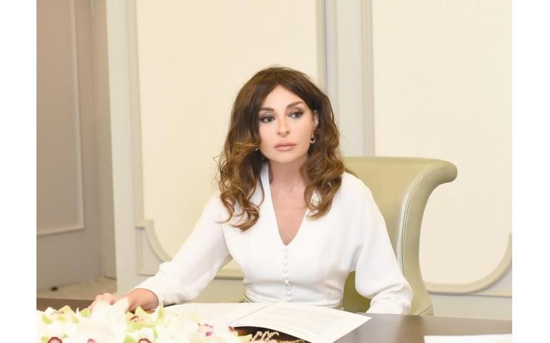 Azərbaycanın Birinci vitse-prezidenti, Heydər Əliyev Fondunun Prezidenti Mehriban Əliyeva haqqında