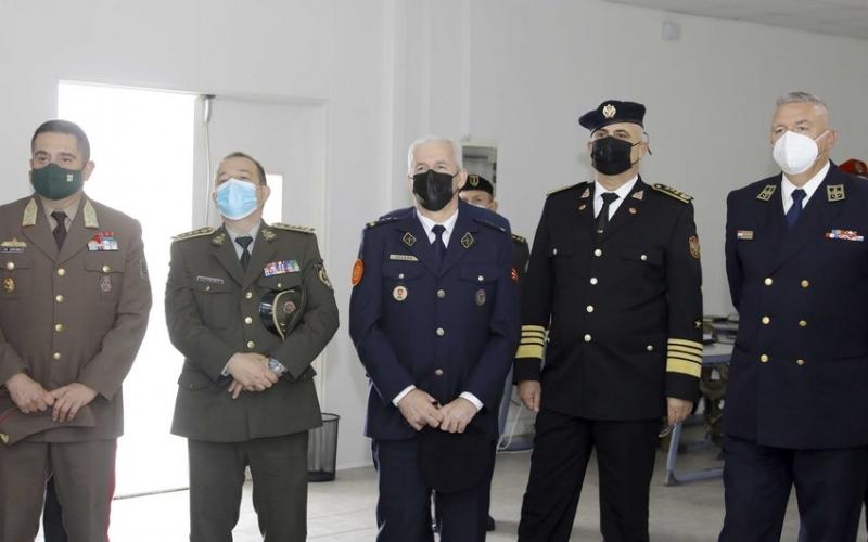 NATO generalları Azərbaycan-Türkiyə-Gürcüstan təlimini izləyiblər