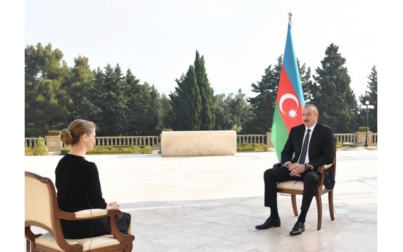 Zəfər xronikası 19 oktyabr 2020-ci il: Prezident İlham Əliyevin TASS informasiya agentliyinə videomüsahibəsi