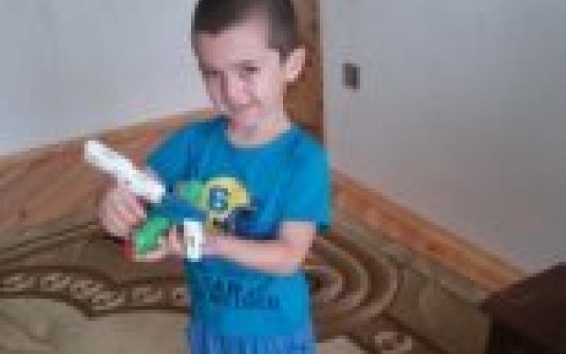 5 yaşlı ixtiraçı hər kəsi mat qoydu