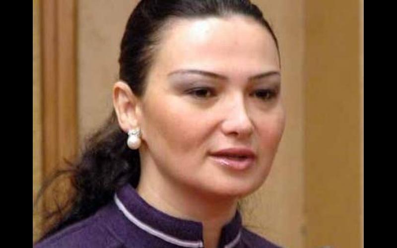 Qənirə Paşayeva Bayburtda Ermənistanın işğalçılıq siyasətindən danışıb