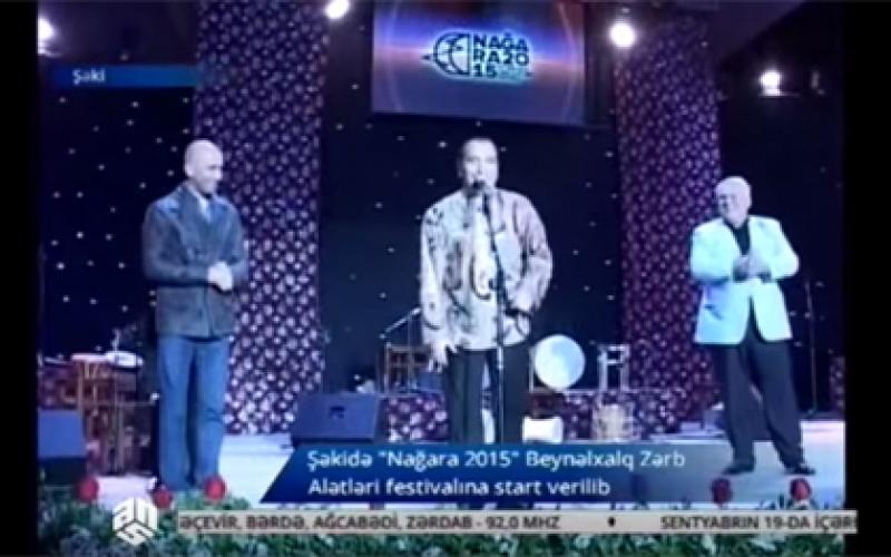Qafqazda ilk dəfə keçirilən musiqi bayramı