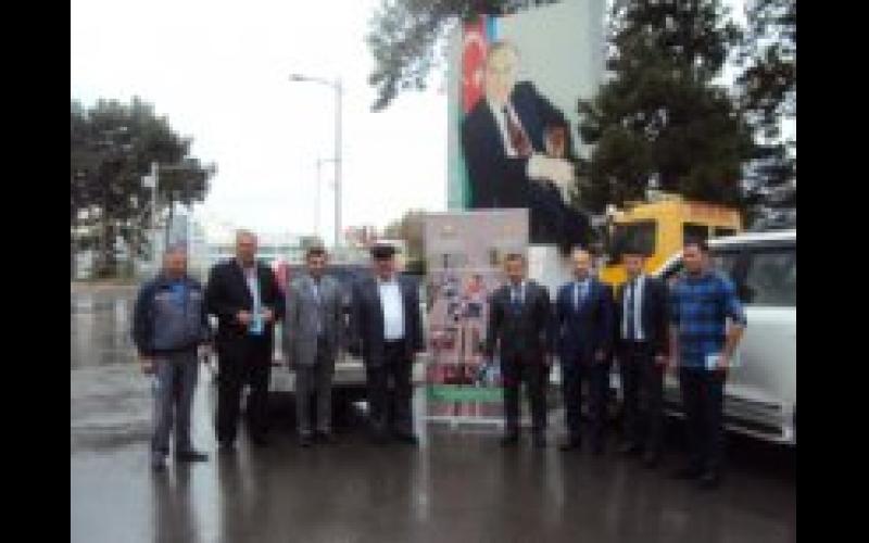 """Regionlarda """"Yol-nəqliyyat qəzalarına qarşı mübarizə kampaniyasının təşkili"""" davam edir"""