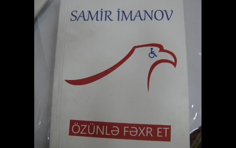 """""""Özünlə fəxr et"""""""