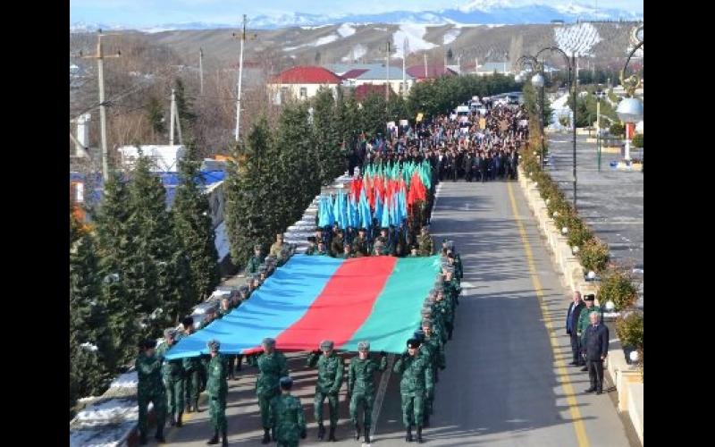 Milli Ordunun Horadiz əməliyyatının 22 illliyi qeyd olunub
