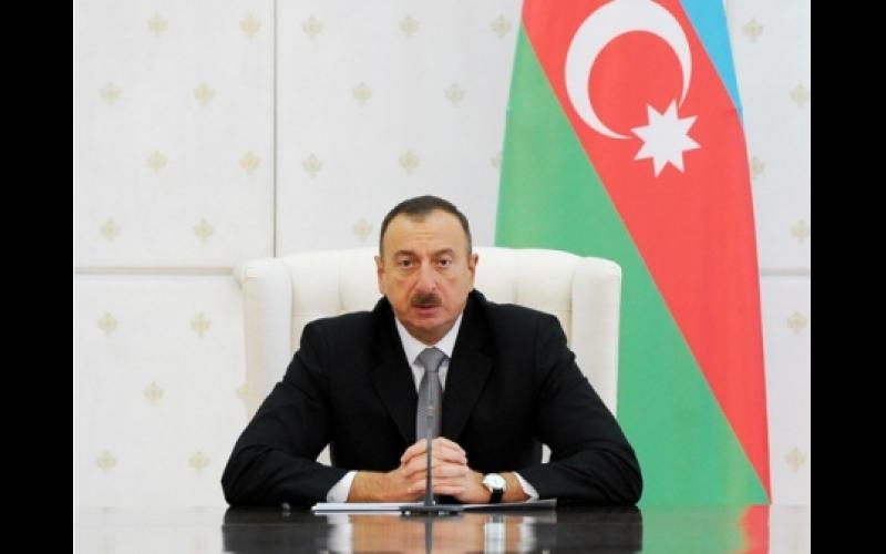 Prezident Azərbaycan qadınlarını təbrik etdi
