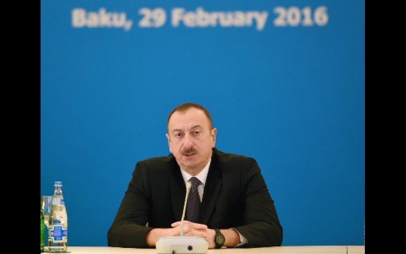 """""""Enerji əməkdaşlığı siyasi formatdan azad olmalıdır"""""""