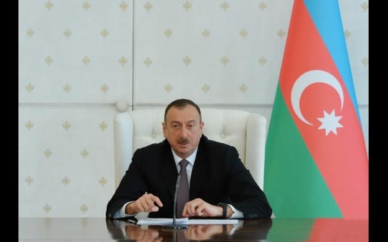 Prezident İlham Əliyev yeni hədəfləri açıqladı