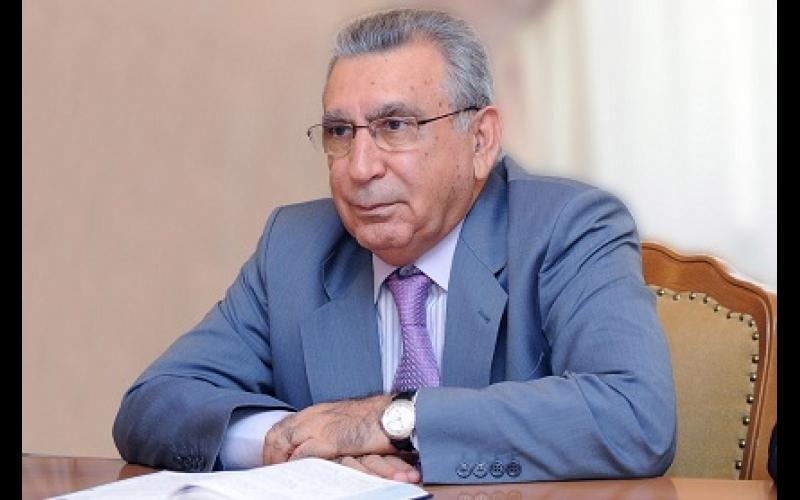 Ramiz Mehdiyevin kitabı Moskvada nəşr edilib