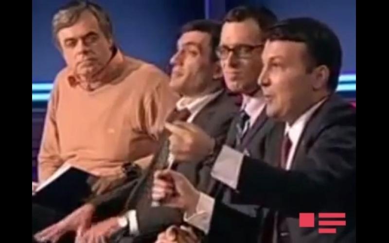 Rusiya telekanalında azərbaycanlı ekspertlər ermənilərin yalanlarını ifşa ediblər